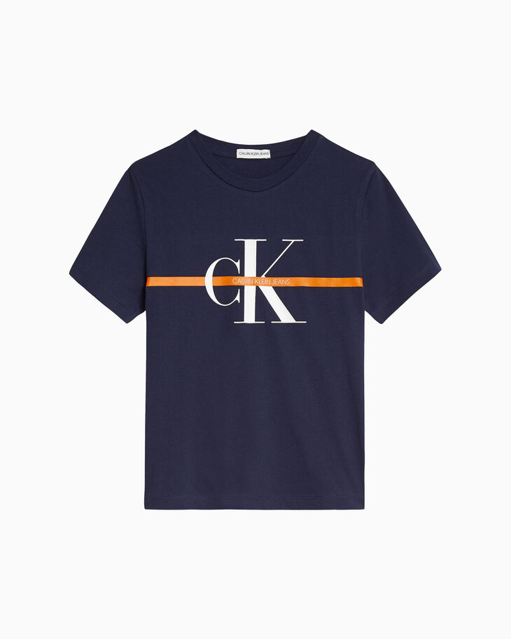 CALVIN KLEIN COTTON LOGO T-SHIRT