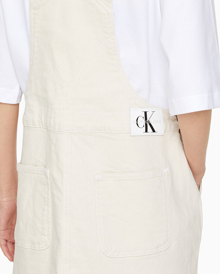CALVIN KLEIN URBAN SKATE DUNGAREE DRESS