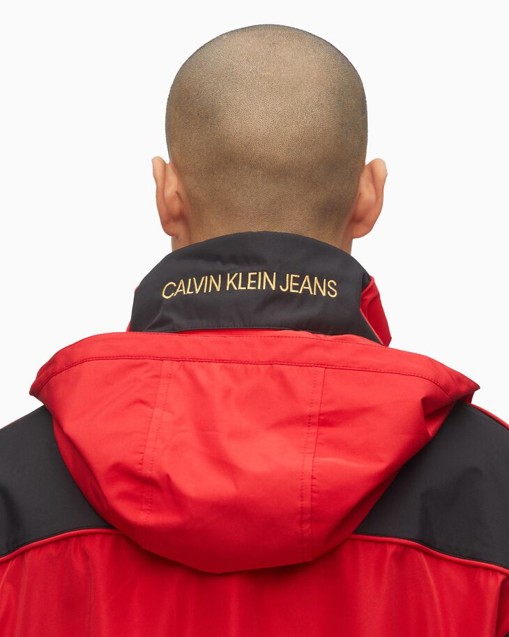 CALVIN KLEIN CHINESE NEW YEAR CAPSULE WINDBREAKER JACKET