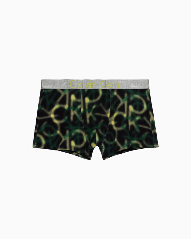 CALVIN KLEIN BOYS CUSTOMIZED STRETCH TRUNK BOXERS 2 PACK