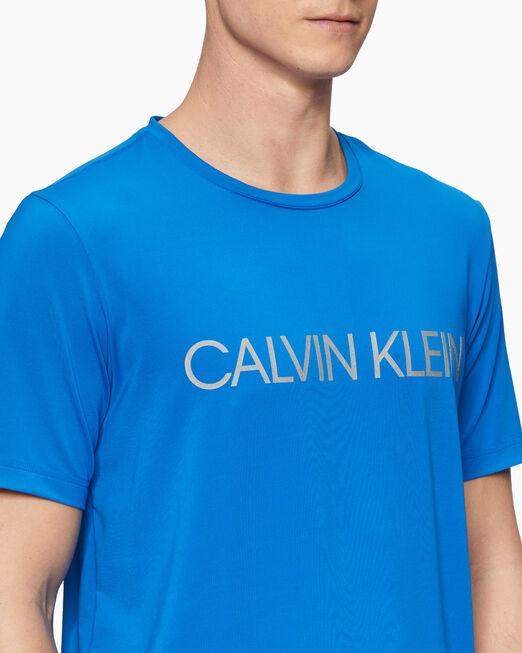 CALVIN KLEIN 남성 액티브 아이콘 트레이닝 티