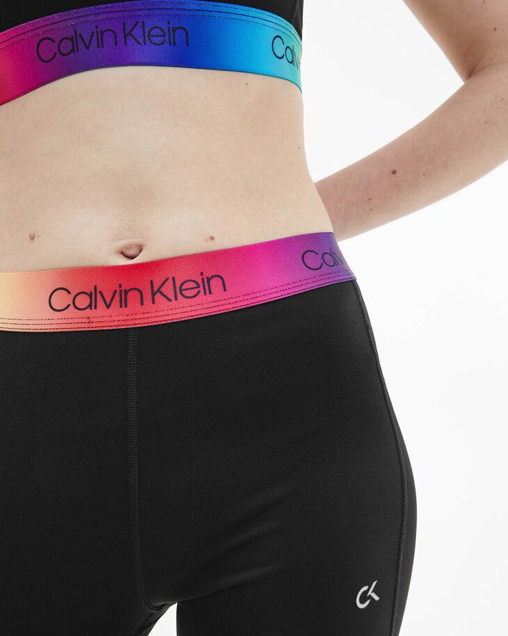 CALVIN KLEIN PRIDE RAINBOW TAPE 7/8 LEGGINGS