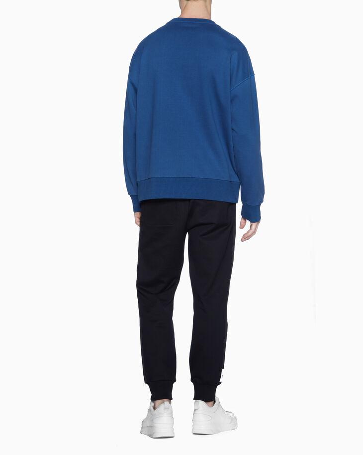 CALVIN KLEIN STRETCH TERRY 衛衣