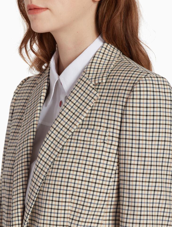 CALVIN KLEIN GROUND CHECK 外套