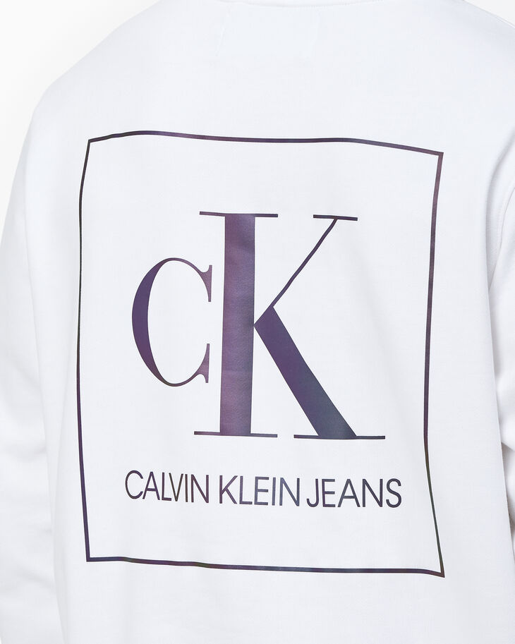 CALVIN KLEIN REFLECTION IRIDESCENT HOODIE