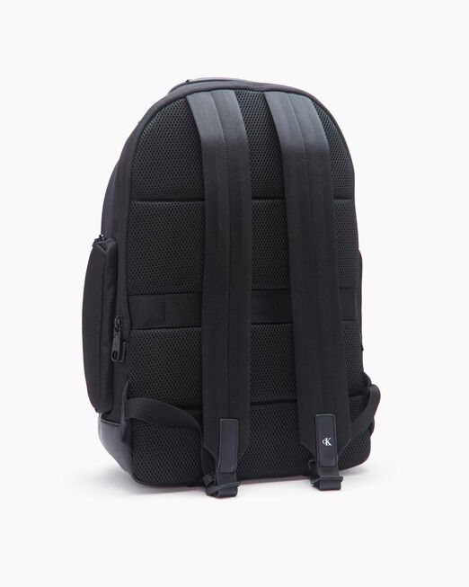 CALVIN KLEIN INDUSTRIAL NYLON COMPUTER BACKPACK 45CM