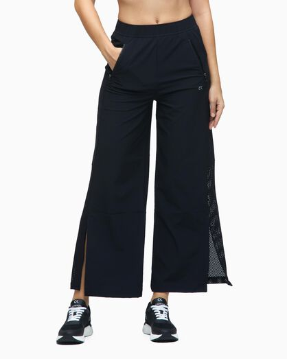 CALVIN KLEIN SUSTAINABLE RELAXED STRAIGHT WOVEN PANTS