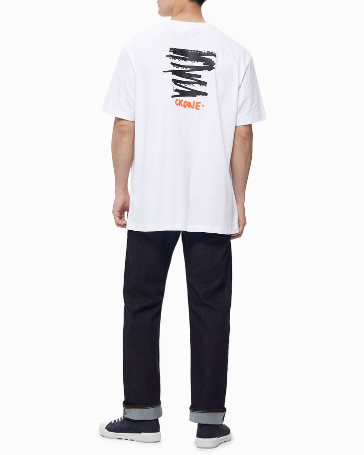 CALVIN KLEIN CK ONE RELAXED FIT TEE