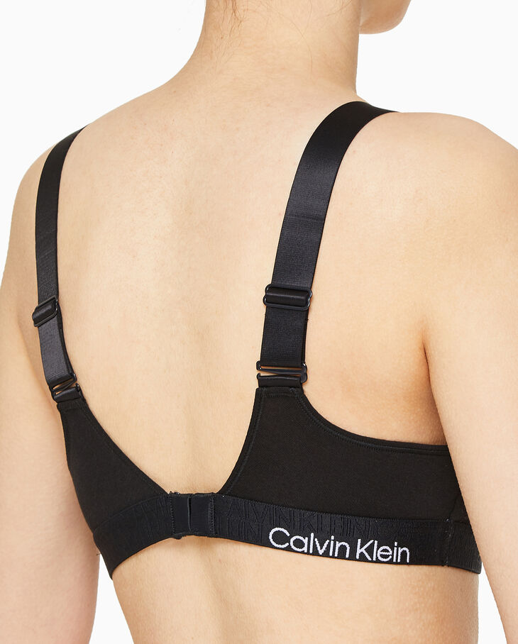 CALVIN KLEIN CK RECONSIDERED COMFORT LIGHTLY LINED TRIANGLE BRA