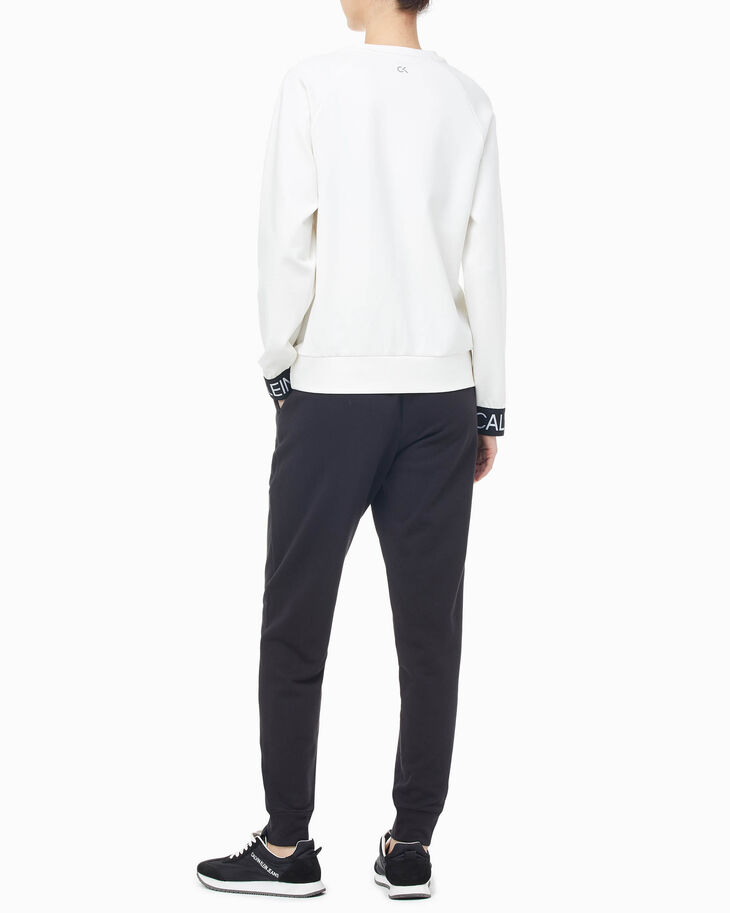 CALVIN KLEIN SUSTAINABLE ACTIVE ICON SWEAT PANTS