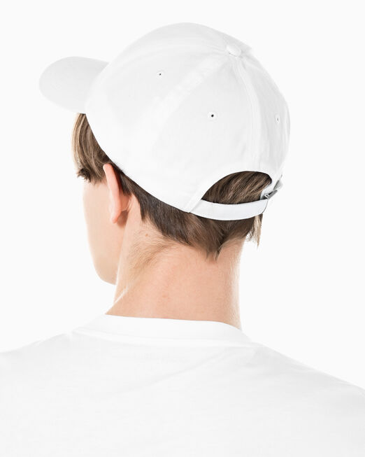 CALVIN KLEIN 남녀공용 CK 엠브로이더리 로고 볼캡