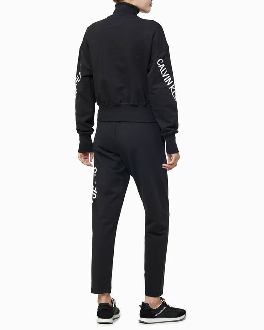 CALVIN KLEIN STRETCH INNOVATION LOGO JOGGERS