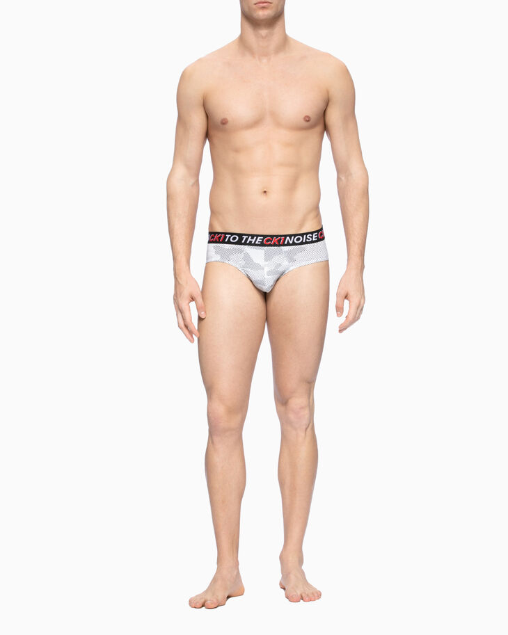 CALVIN KLEIN CK ONE LISTEN MICRO HIP BRIEFS
