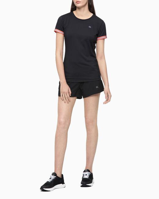 CALVIN KLEIN 여성 쿨코어 반팔 티셔츠