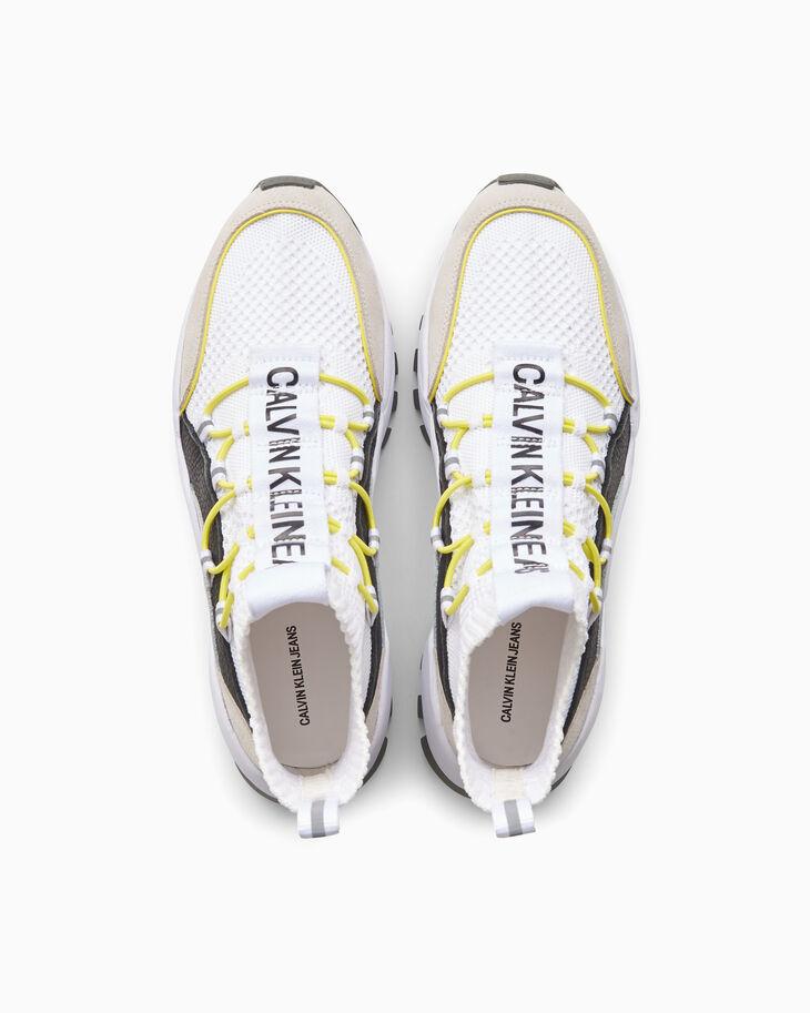 CALVIN KLEIN CHUNKY 針織鞋面運動鞋