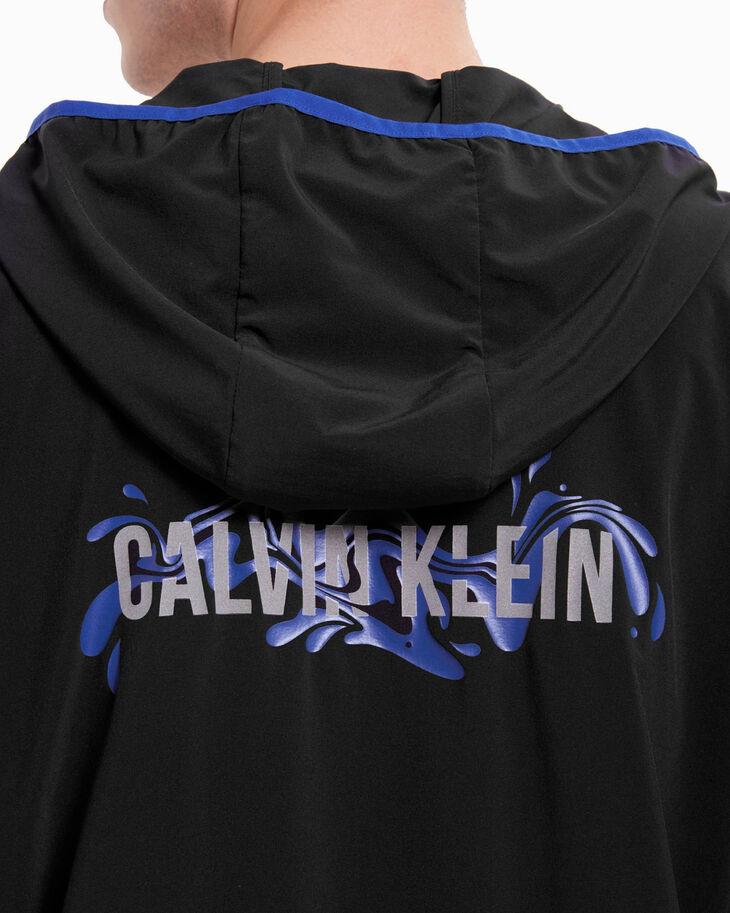 CALVIN KLEIN REFLECTION GRAPHIC WINDBREAKER
