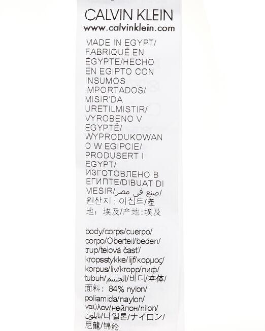 CALVIN KLEIN 남성 CK 콤팩트 플렉스 마이크로 로우 라이즈 트렁크