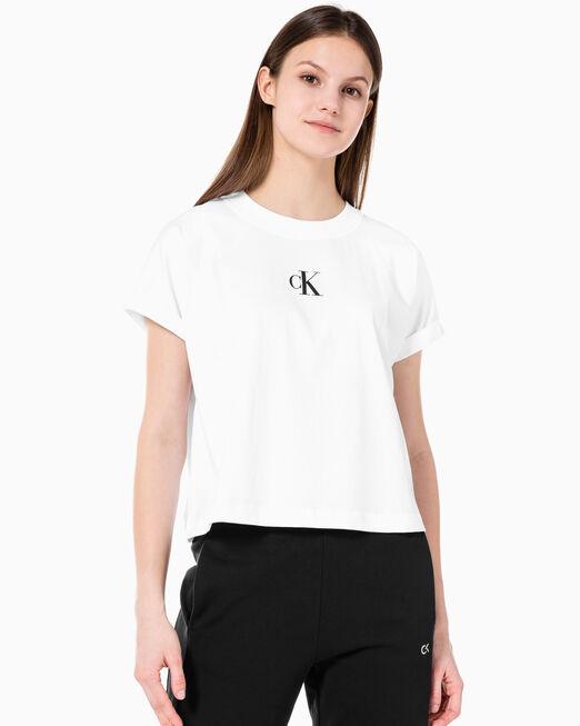 CALVIN KLEIN 여성 어반 로고 티셔츠