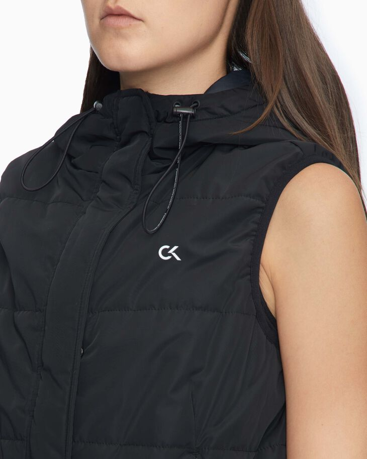 CALVIN KLEIN ACTIVE ICON パッド入りベスト