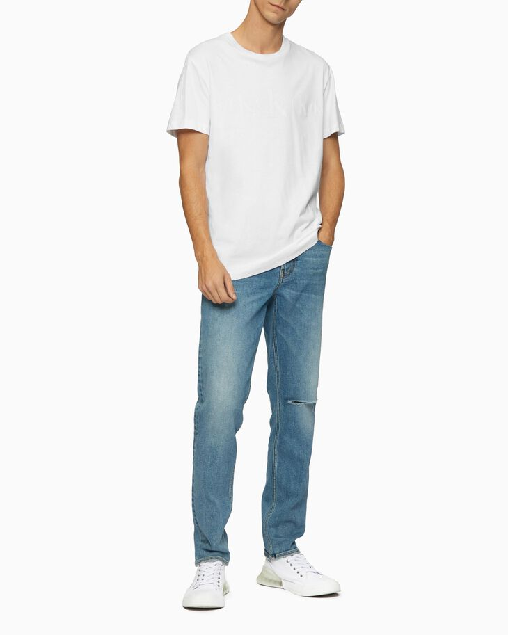 CALVIN KLEIN SUSTAINABLE LOGO TEE