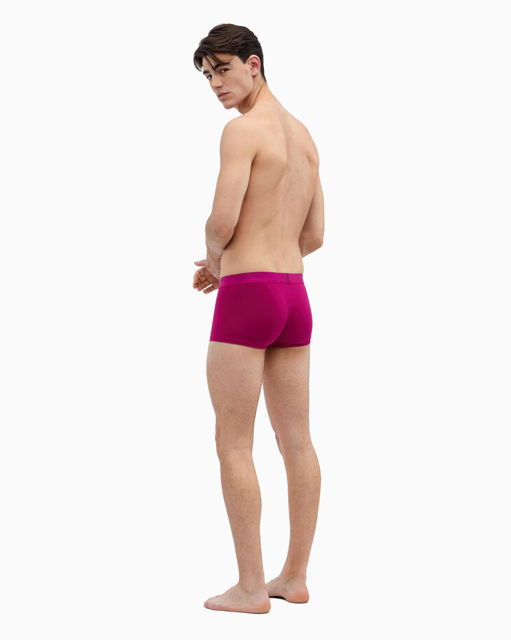CALVIN KLEIN STRUCTURE MICRO LOW RISE TRUNKS
