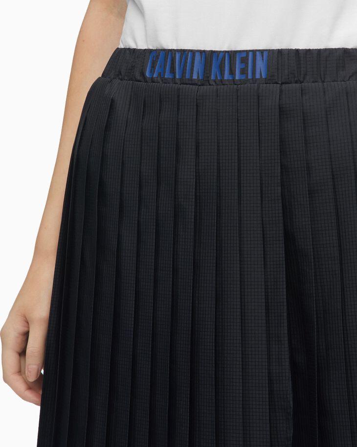 CALVIN KLEIN REFLECTION OVERLAP 百褶裙