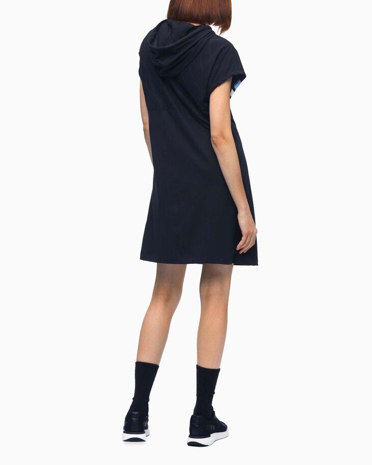 CALVIN KLEIN LACE パーカードレス