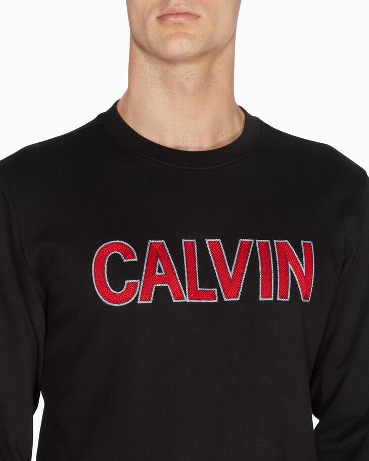 CALVIN KLEIN CALVIN ロゴスウェットシャツ