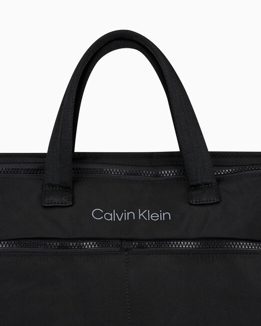 CALVIN KLEIN 남성 나일론 에브리데이 에센셜 토트 백팩