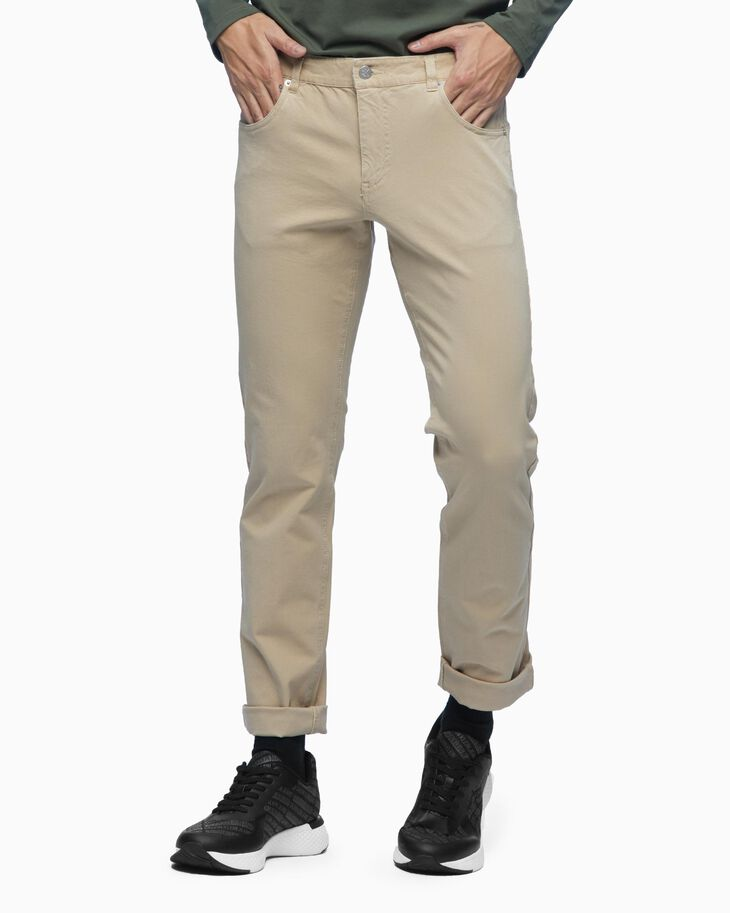CALVIN KLEIN STRETCH TWILL BODY PANTS