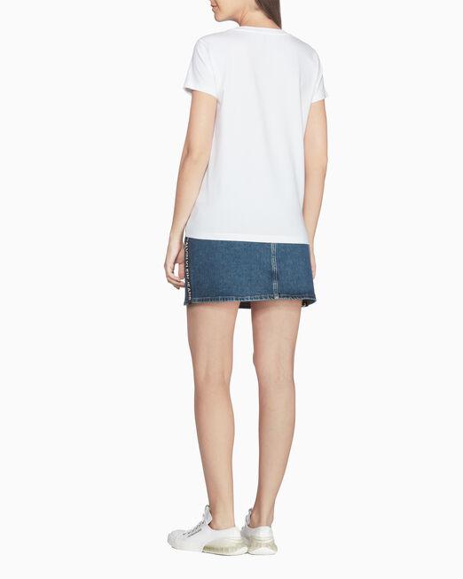 CALVIN KLEIN CALVIN JELLY PRINT 티셔츠