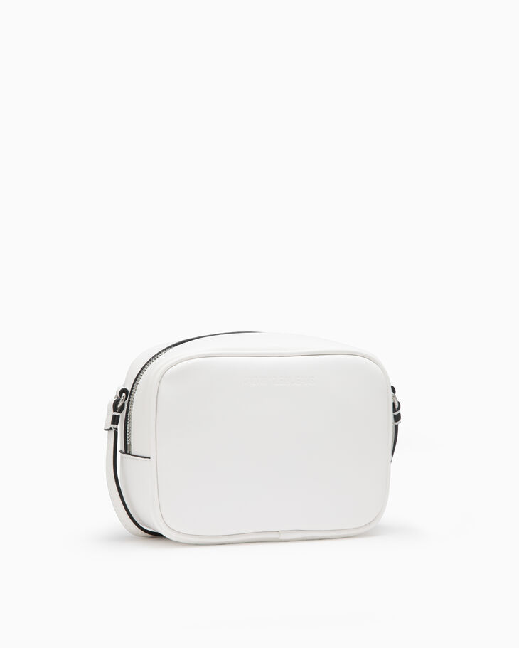 CALVIN KLEIN SCULPTED MONOGRAM CAMERA BAG
