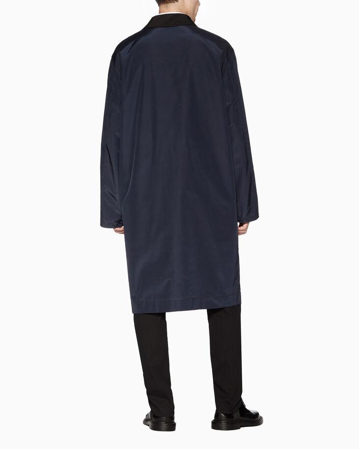 CALVIN KLEIN REVERSIBLE TECH PANAMA 大衣