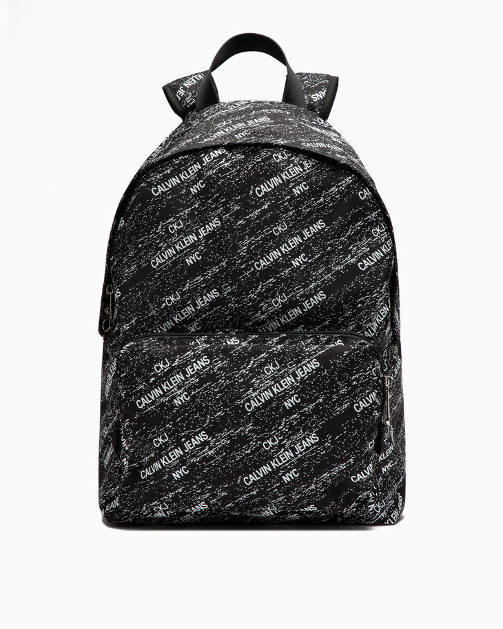 CALVIN KLEIN STATIC CAMPUS BACKPACK 45CM