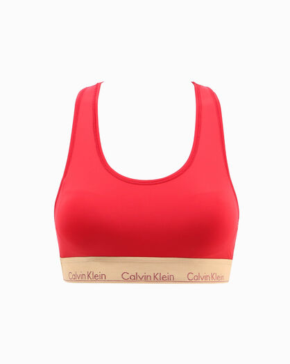 CALVIN KLEIN CHINESE NEW YEAR CAPSULE LIGHTLY LINED ブラレット