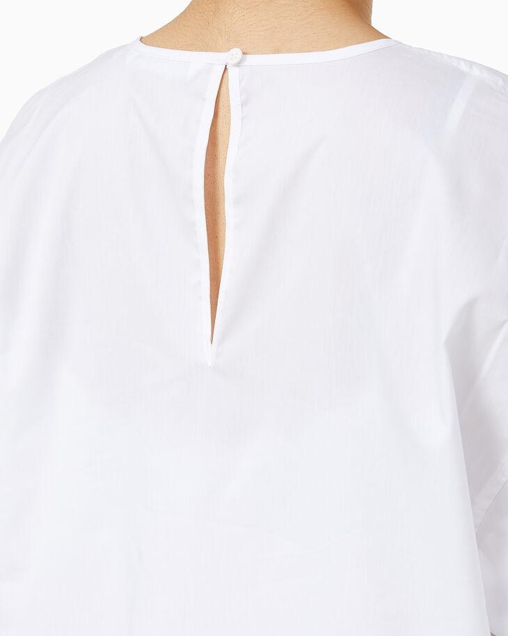 CALVIN KLEIN LOGO TAPE RELAXED DRESS