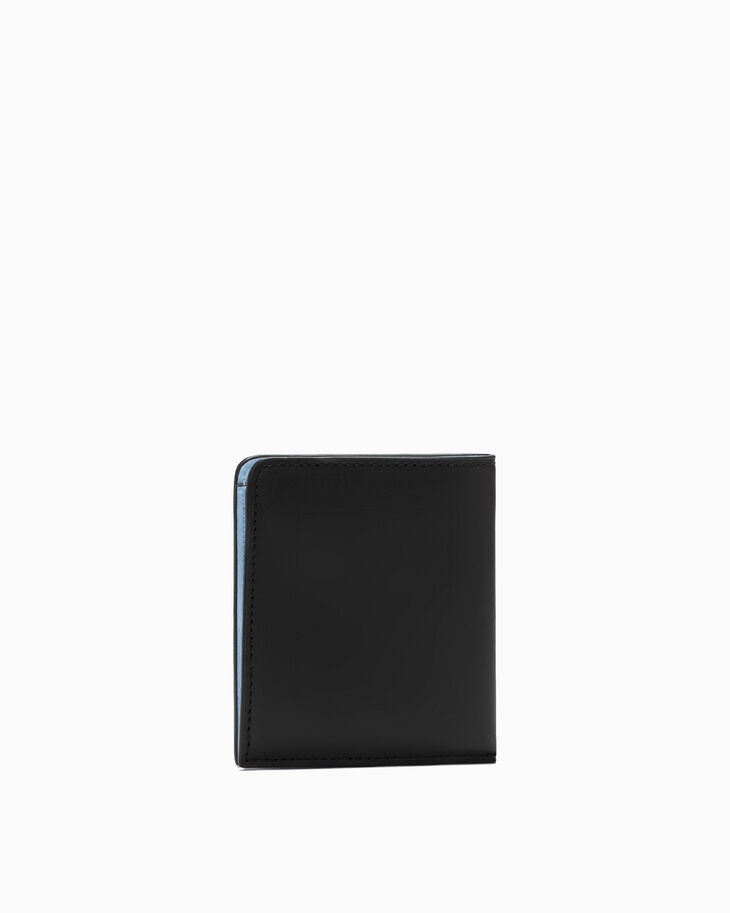 CALVIN KLEIN SCULPTED FRENCH WALLET