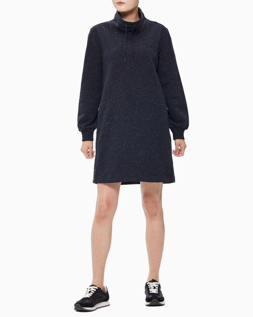 CALVIN KLEIN 여성 넵사 스웨트 드레스