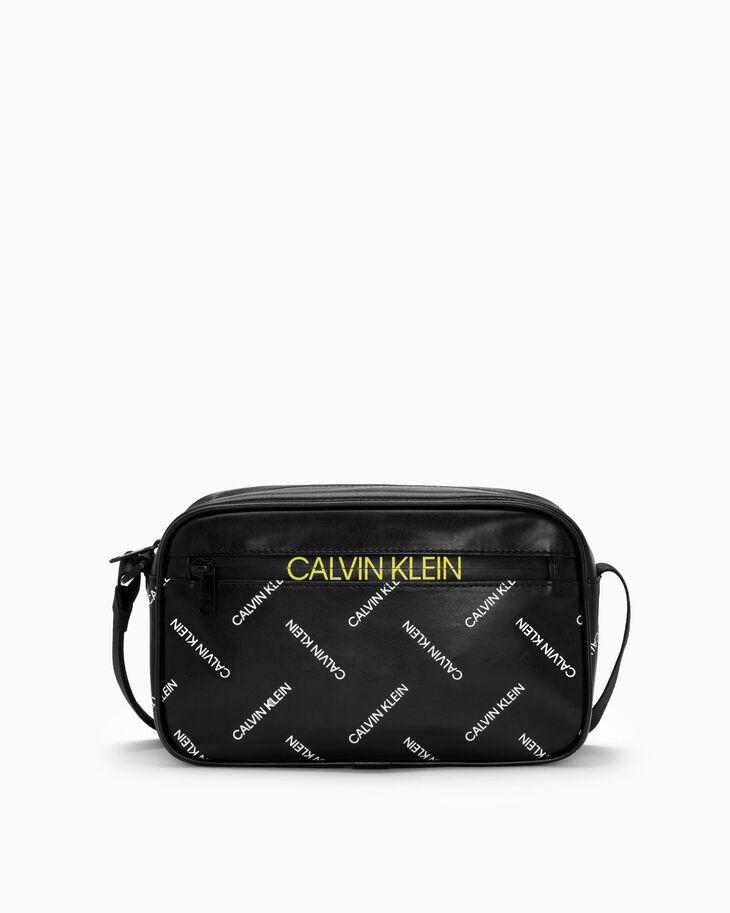 CALVIN KLEIN CORE PU CROSSBODY BAG