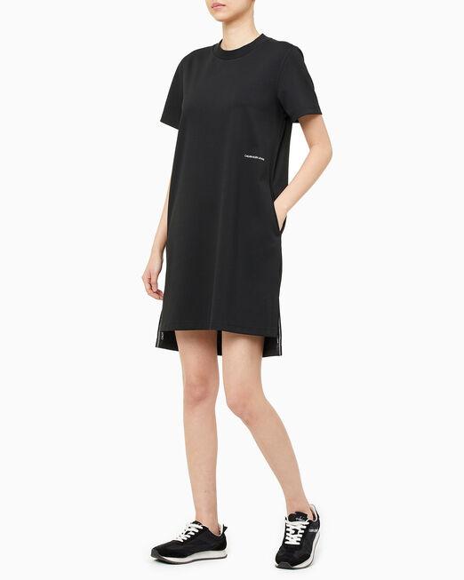 CALVIN KLEIN 여성 A 밀라노 티 드레스
