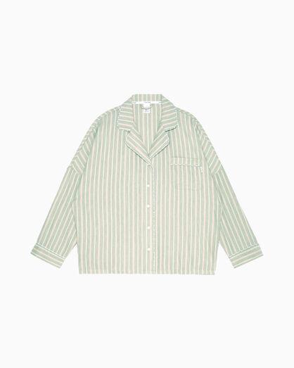 CALVIN KLEIN FLANNEL ボタンダウンシャツ