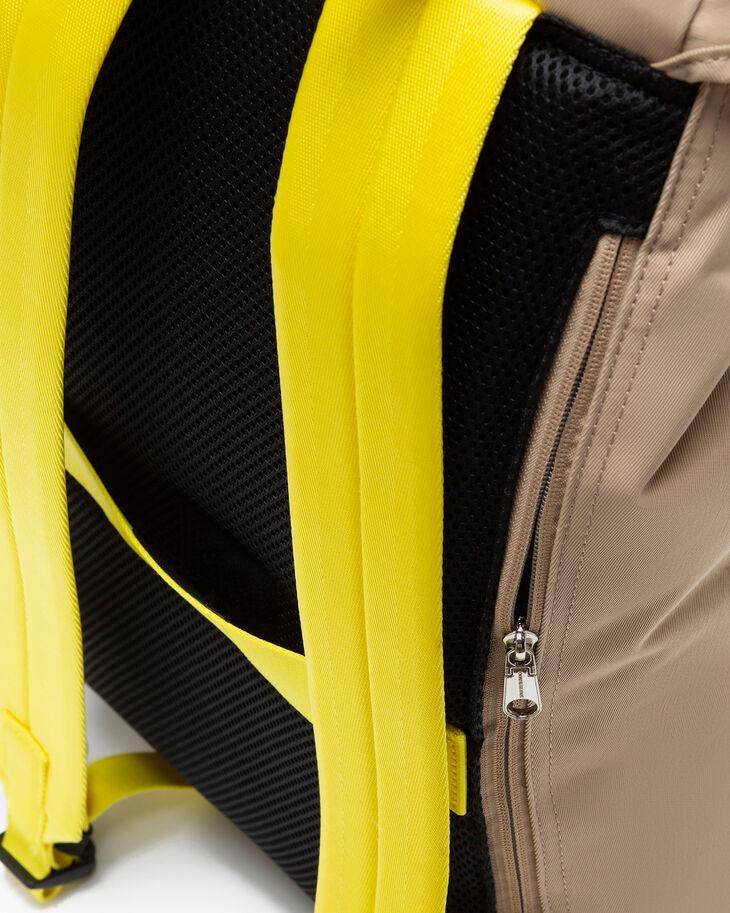 CALVIN KLEIN NYLON UTILITY フラップバックパック 45cm