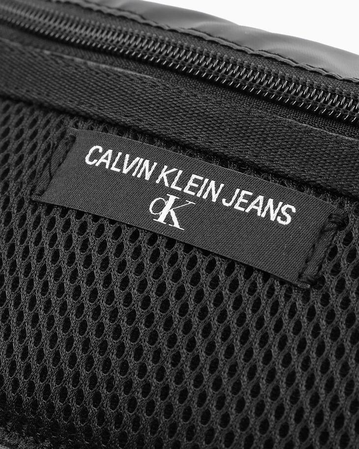 CALVIN KLEIN CKJ UTILITY GRID WAIST BAG