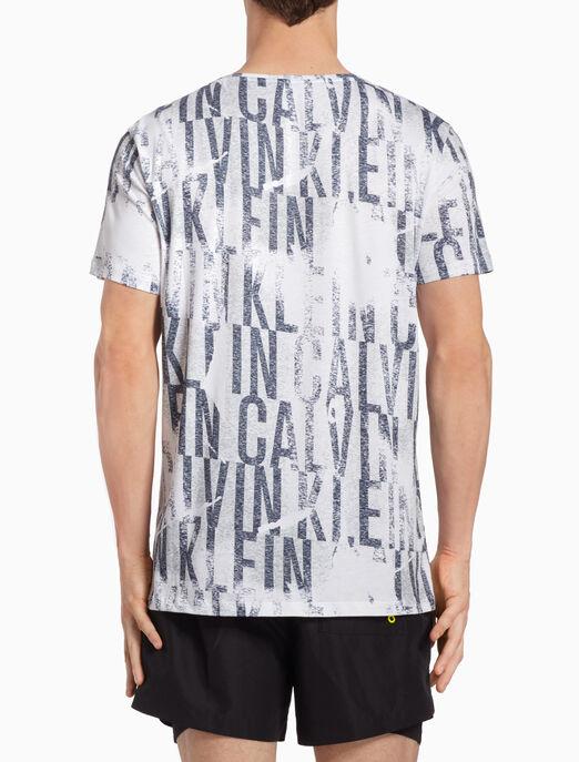 CALVIN KLEIN RELAXED LOGO 티셔츠