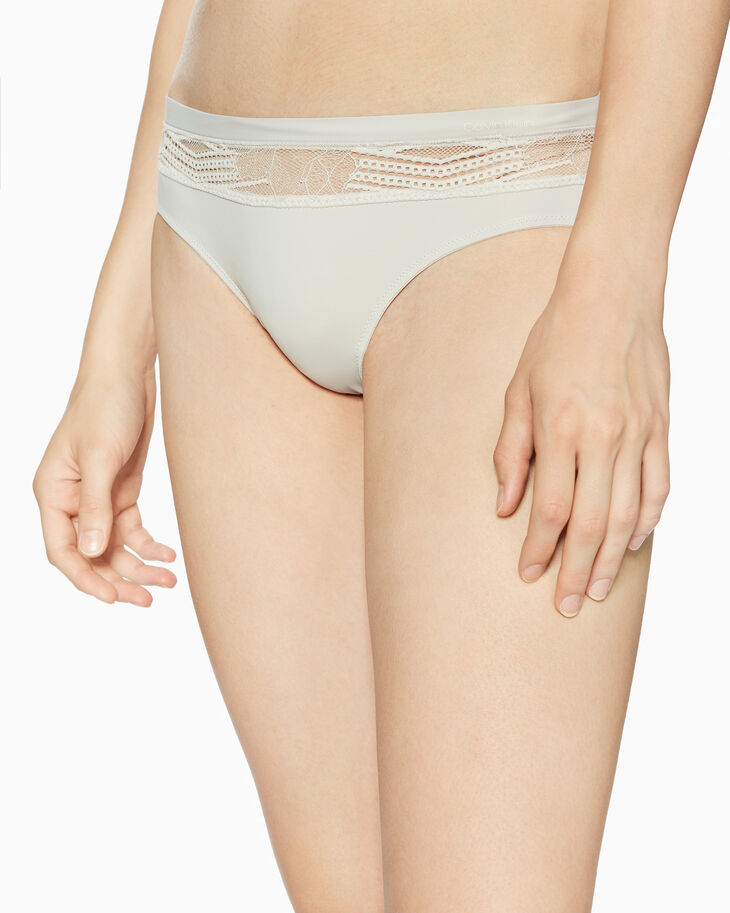 CALVIN KLEIN CK FORM GEO LACE HIPSTER