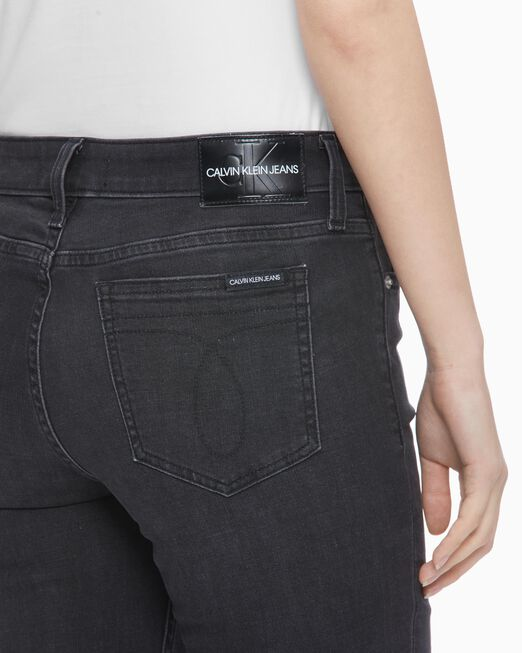 CALVIN KLEIN 37.5 SLIM STRAIGHT 앵클 진