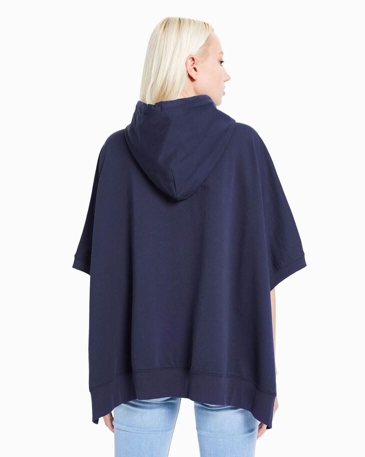 CALVIN KLEIN REFLECTION HOODED CAPE
