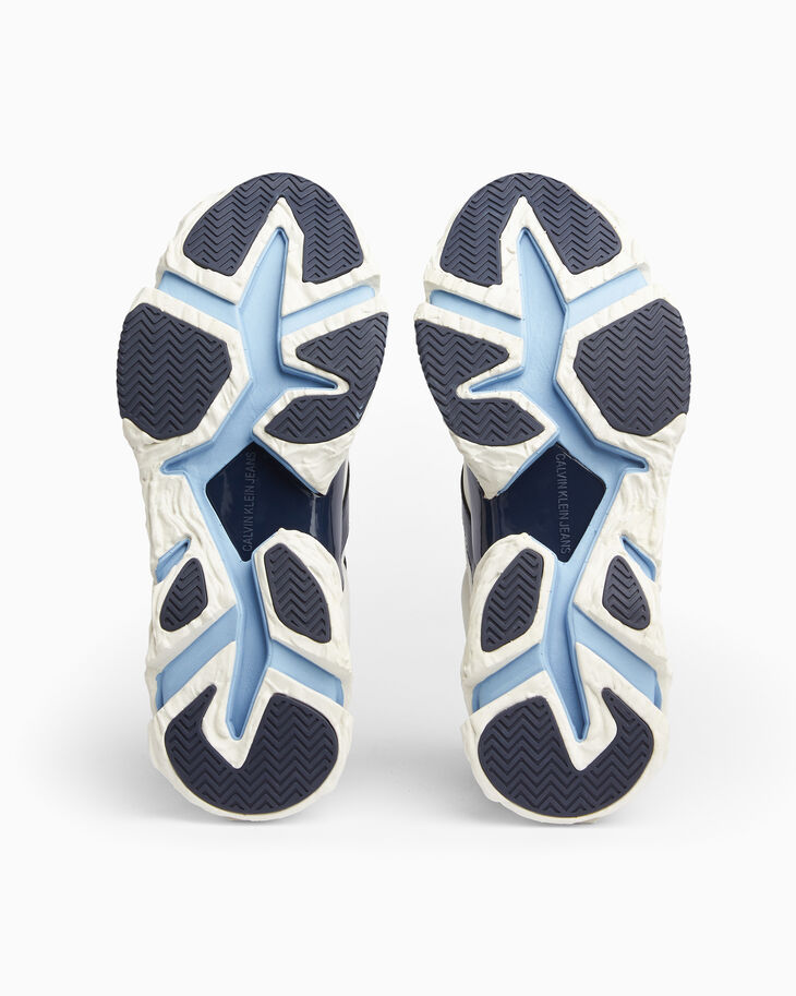 CALVIN KLEIN LOGO 厚底低筒運動鞋