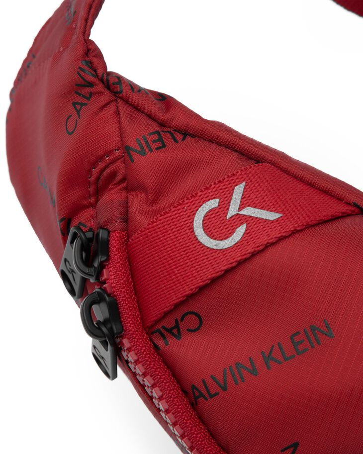 CALVIN KLEIN RECYCLED NYLON WAIST BAG