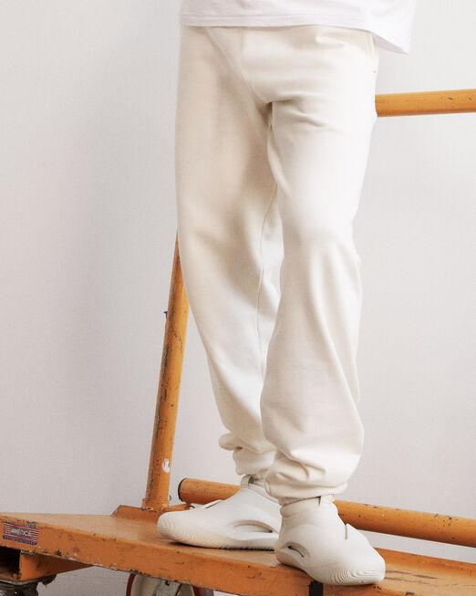 CALVIN KLEIN 남성 프로젝트 오렌지 오가닉 코튼 조거 팬츠(블랙)